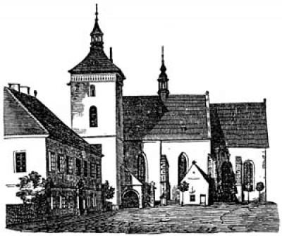 vášeň město kostel datování série