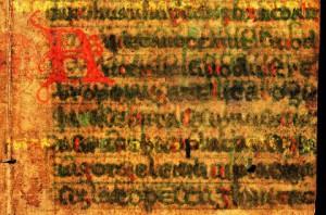Datovat nejstarší nové rukopisy rukopisů